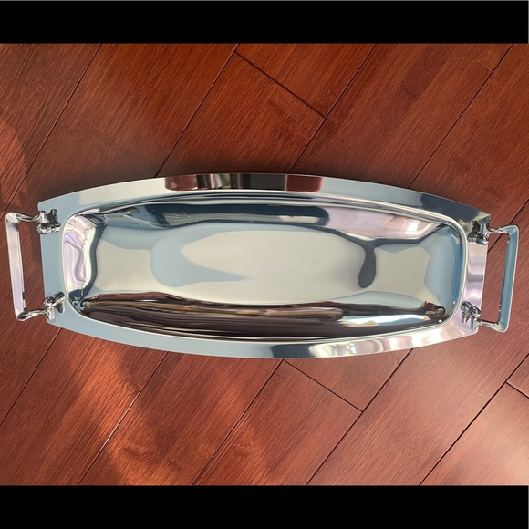 Silver Plated 1145 Serving Tray